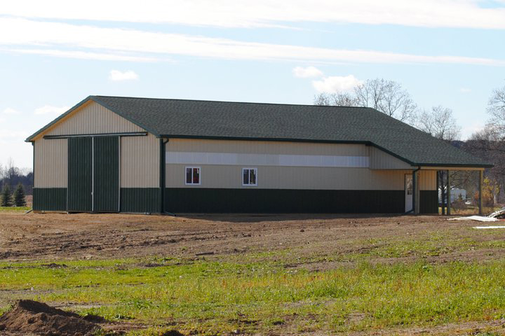 Residential barns for Pole barn residential homes